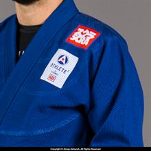 Scramble Athlete V2 Blue BJJ Gi